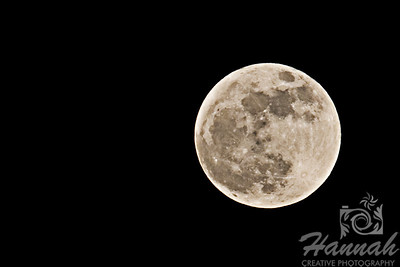 The Super Moon of May 2012  © Copyright Hannah Pastrana Prieto