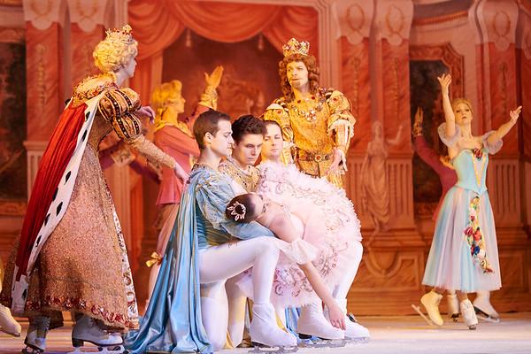 Спящата красавица - балет на лед