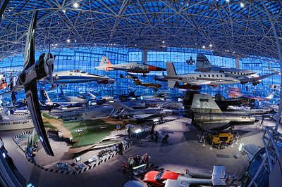 Museum of Flight, Seattle.