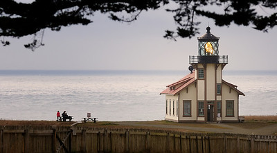 Point Cabrillo Light Station, Mendocino