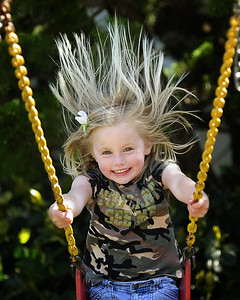 Hair Raising fun.