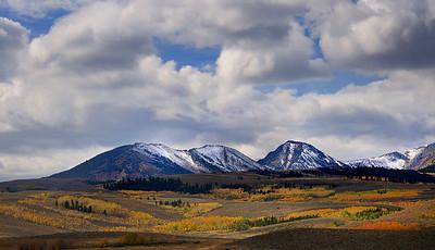 Fall, eastern Sierras