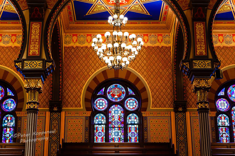 Side View,  Central Synagogue, New York City