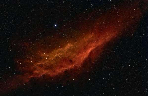 NGC1499 - The California Nebula