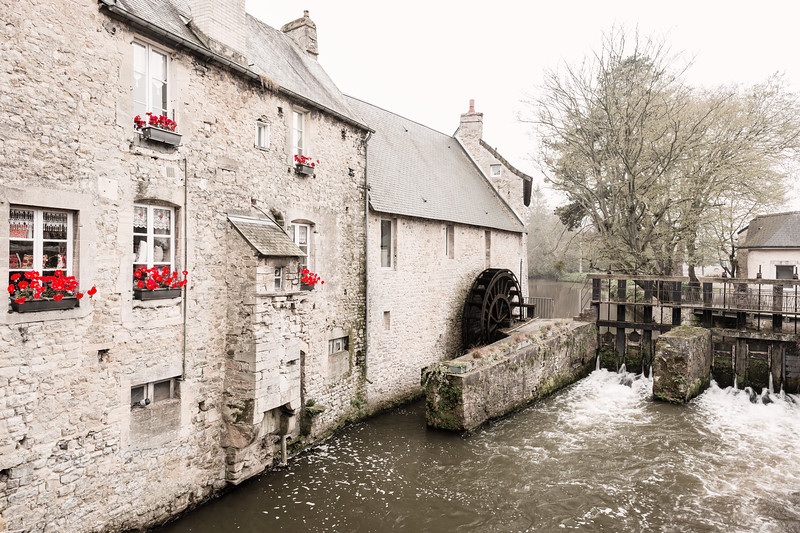 Canal House I, Normandy