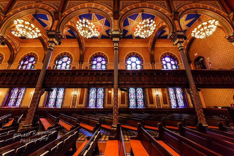 Four Archways, Central Synagogue, New York City
