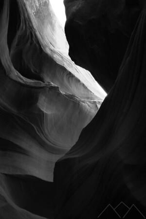 Waterholes Canyon, Page, AZ