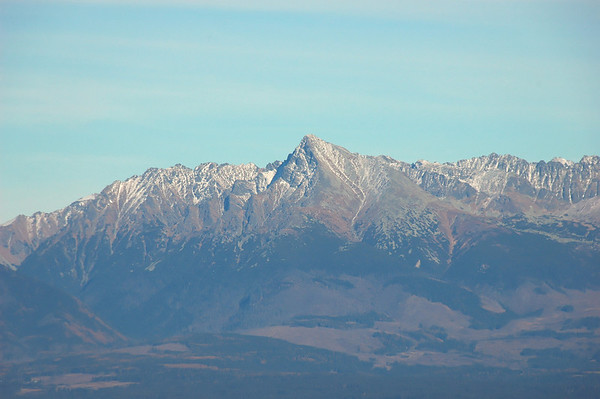 High Tatra - the smalles mountain range of the world