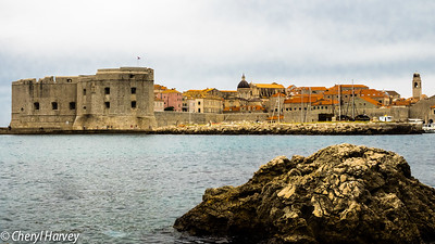 Dubrovnik and Its Wall