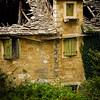 Shuttered Ruin, Brac, Croatia