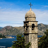 Monastery Tower over Kotor Bay