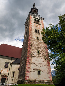Church of the Assumption, Bled Island