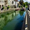 Ljublijana River Boats