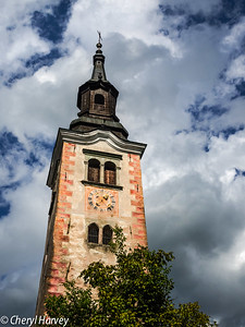 Bell Tower, Church of the Assumption, Bled Island