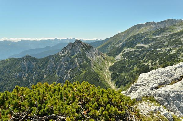 Visevnic, 2050 m