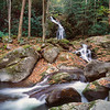 "Mouse Creek Falls Great Smoky Mountains National Park. Lots more <a style=""color: #aaccee"" href=""http://williambritten.com/"">Smoky Mountains Photos</a> and info over on my blog."