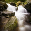 "Deep Peace Moody long exposure taken along the Roaring Fork in the Smoky Mountains. Lots more <a style=""color: #aaccee"" href=""http://williambritten.com/"">Smoky Mountains Photos</a> and info over on my blog."