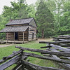 "John Oliver Cabin in Cades Cove Lots more <a style=""color: #aaccee"" href=""http://williambritten.com/"">Smoky Mountains Photos</a> and info over on my blog."
