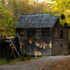 Mingus Mill<br /> Great Smoky Mountain National Park