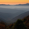 Mountain Sunrise<br /> Great Smoky Mountain National Park