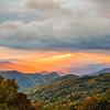 Mountain Sunset<br /> Maggie Valley, North Carolina