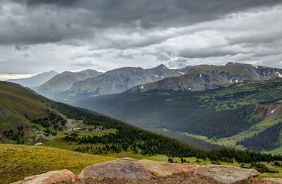 Gore Range Overlook, RMNP