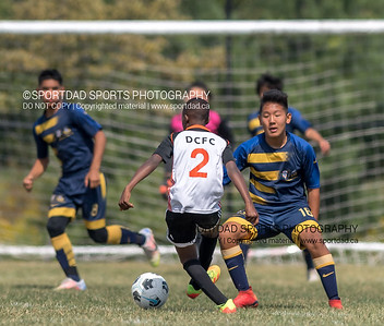 2021 EDP Canada Qualifier - Armour Heights Soccer Club vs Dutch Connections SC