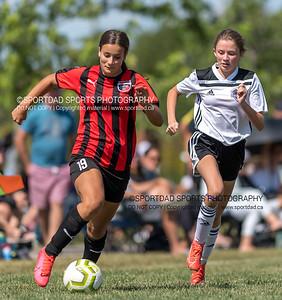 2021 EDP Canada Qualifier - Soo City United vs Mustangs