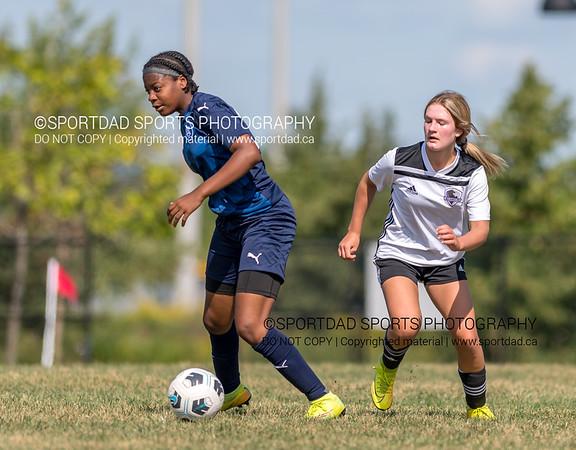 2021 EDP Canada Qualifier - Alliance FC vs Milton Youth SC Magic