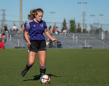 2021 Ontario Cup - U14 Girls London Alliance FC Mustangs vs Woodbridge Strikers