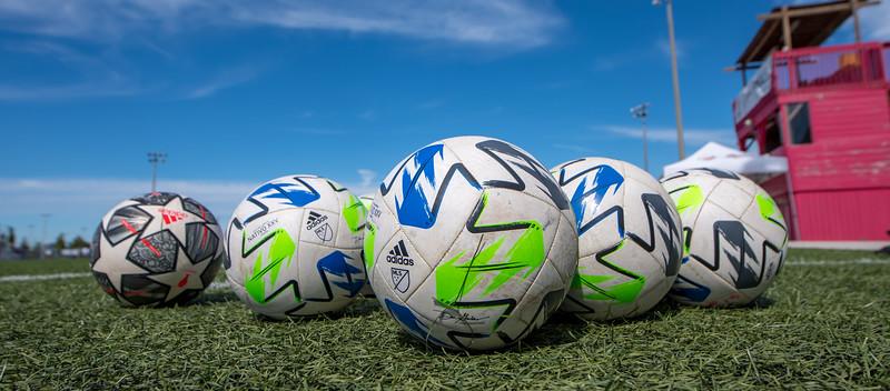 2021 Ontario Cup - U13 Girls London Alliance FC Mustangs vs East York SC