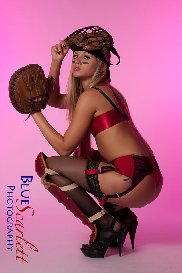 Baseball with Stella