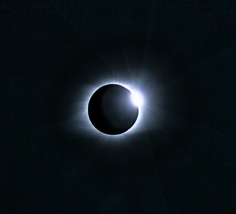 Diamond Ring // Solar Eclipse
