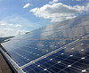 "<div class=""jaDesc""> <h4> Solar Panels Installation Complete - August 19, 2014</h4> <p> A shot of the solar panels on a mostly sunny day.  The system was commissioned the following day when there was not a cloud in the sky.</p>  </div>"