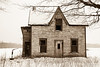 Abandoned House, Norfolk County, Ontario