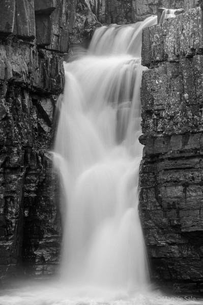 High Force Waterfall, Durham, England