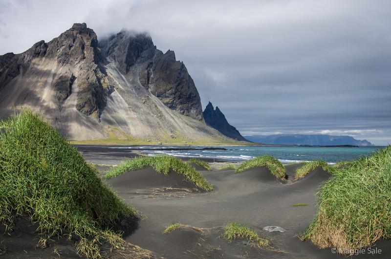 Stokknes Peninsula, Iceland