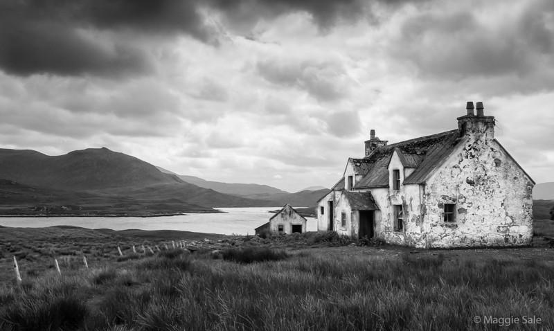 Beside the Loch, Scotland