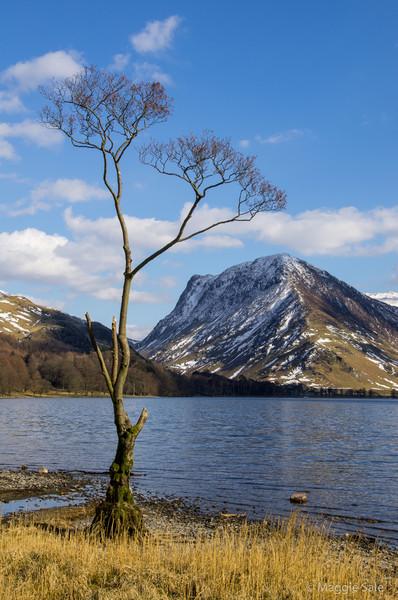 Beside the Lake, Cumbria, England