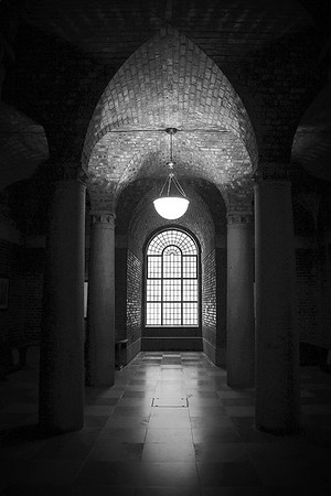 Liverpool Metropolitan Cathedral crypt