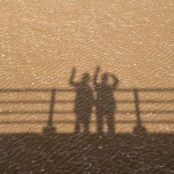 Shadows, Southport pier