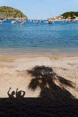 Shadows in Majorca