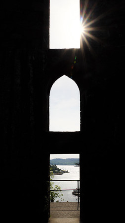 View from Mccaig's Tower (Folly)