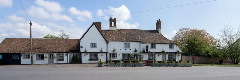The George in Spaldwick, Cambridgeshire