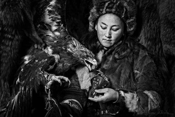 Khaizim Janerke - Eagle Huntress - 16 years old