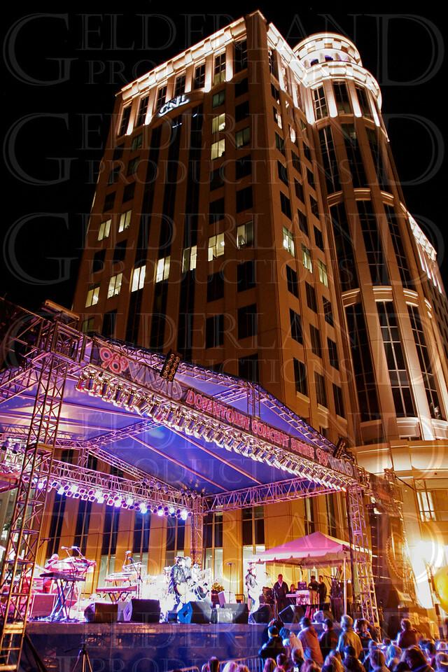 Downtown Orlando Concert