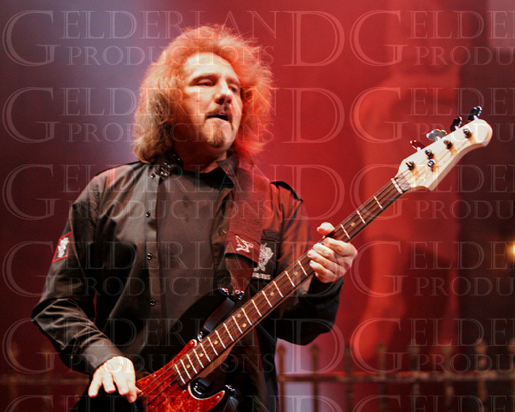 Geezer Butler of Heaven & Hell
