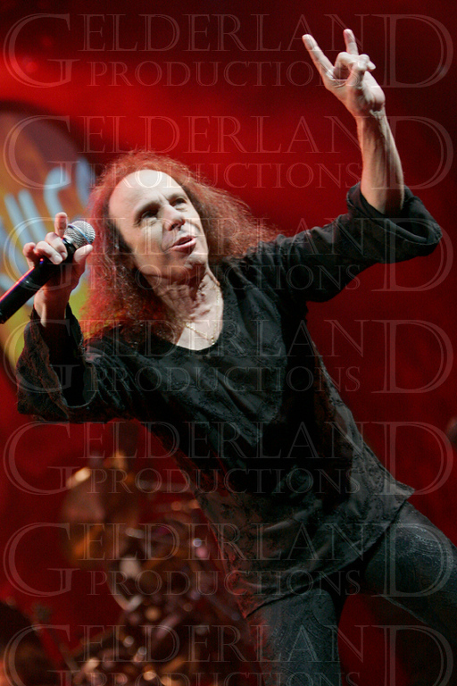 Ronnie James Dio of Heaven & Hell