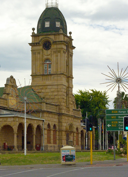 Oudtshoorn, the ostrich capital of the world