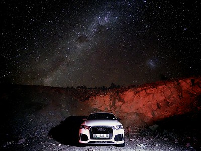 Audi RSQ3 N2 Red